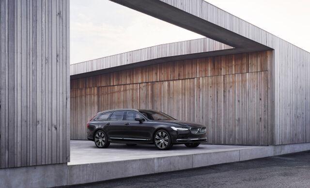 Volvo V90- ja S90-malleihin 2600€ varuste-etu