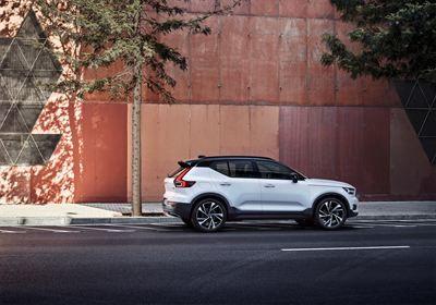 Uusi XC40 täydentää Volvon mallistoa nopeasti kasvavassa premium-SUV -segmentissä