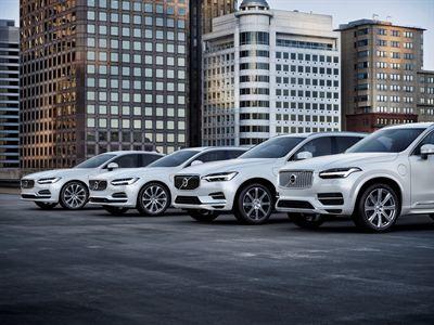 Volvo Carsin sähköistämisstrategia sai tunnustusta YK:lta