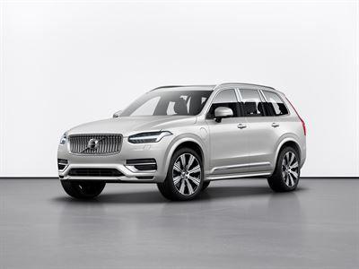 Volvo Cars esittelee uudistetun Volvo XC90 -mallin
