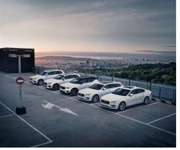 Volvo hallitsee lataushybridimarkkinoita ennätyksellisesti