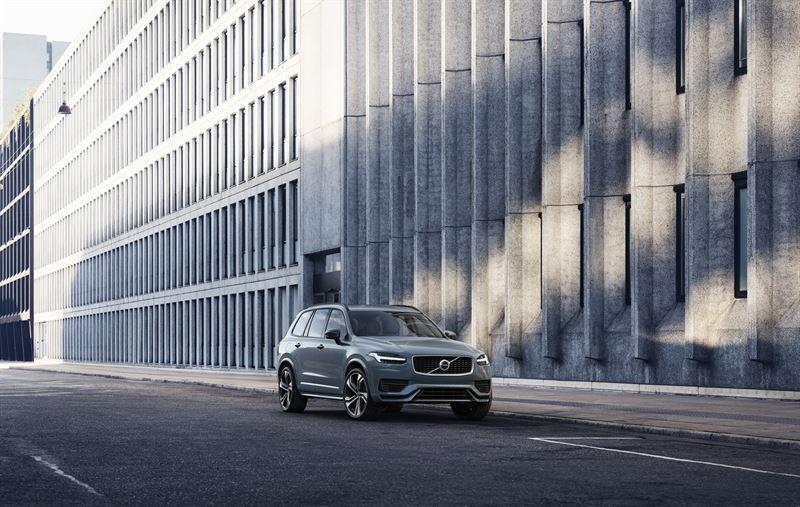 Volvo Cars teki kaikkien aikojen parhaimman myynnin vuoden ensimmäisellä puoliskolla