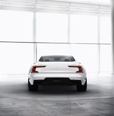 Volvo Cars ja Geely Holding sijoittavat 640 miljoonaa euroa Polestarin kehitystyöhön
