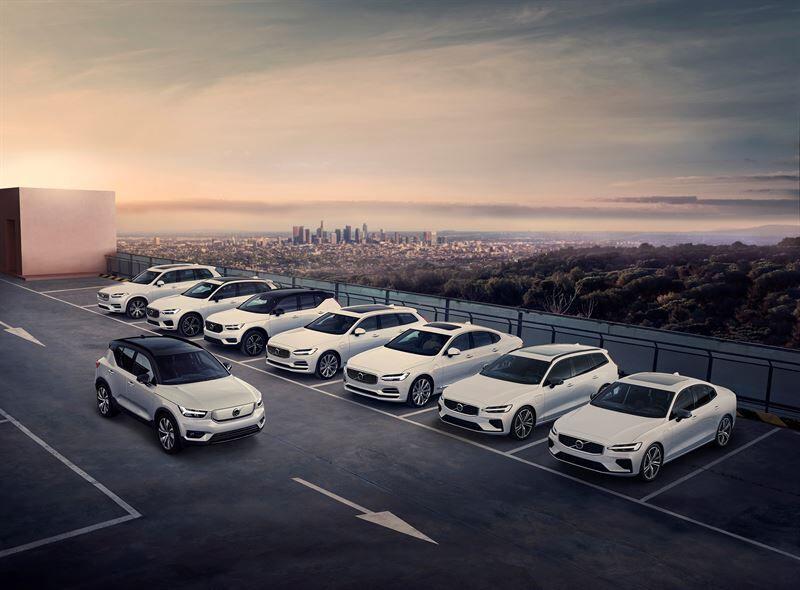 Volvo Car Finland valmistautuu tuleviin verotusarvohuojennuksiin