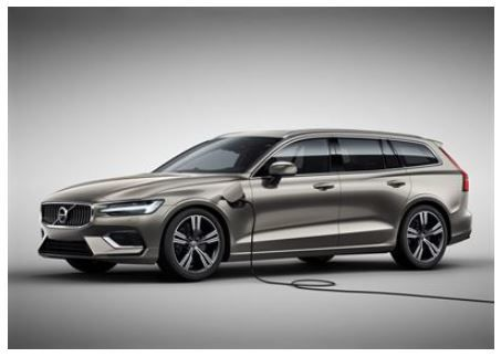 V60 kasvattaa Volvon hybridimyyntiä
