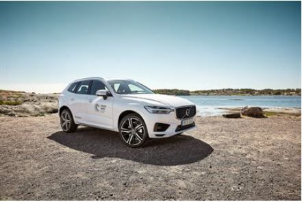 Volvo Cars lisää kierrätetyn muovin osuutta autoissaan