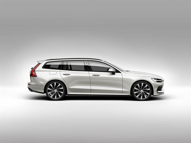 Volvo esittelee uuden V60 Sportswagonin