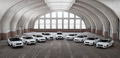 Palkittu Volvo jatkaa kasvuaan