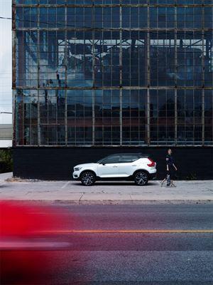Täysin uusi Volvo XC40 ensiesitellään Venemessuilla