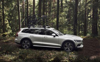 Uusi Volvo V60 Cross Country vie perhefarmarin uusille urille