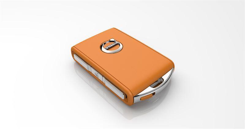 Volvo Cars esittelee Care Key -avaintekniikan turvallisempaa auton jakamista varten